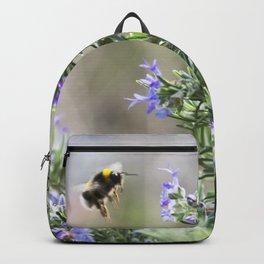 bumble bee flight Backpack
