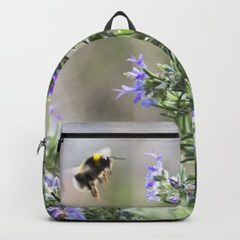 bumble bee flight Backpack
