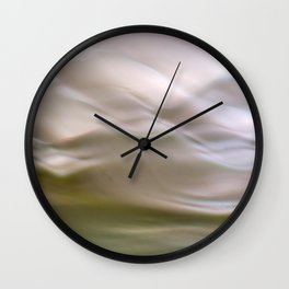 Flow IV Wall Clock