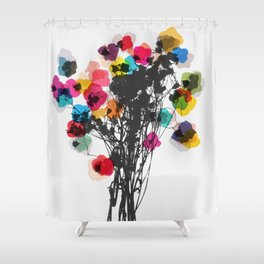 blossom 1 Shower Curtain