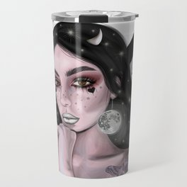 Moon Girl Travel Mug