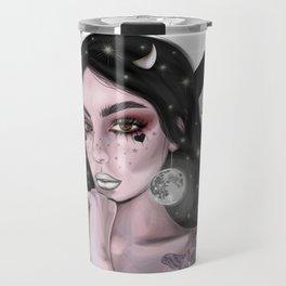 Moon Girl Travel Mug