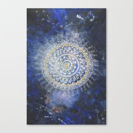 Universal Mandala Canvas Print