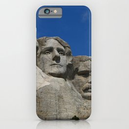 Four Former U S Presidents iPhone Case