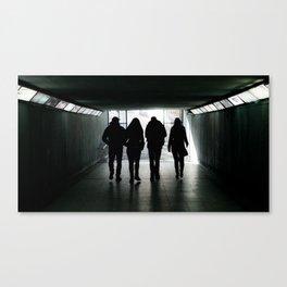 Urban. Canvas Print