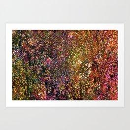 Abstract 295 Art Print