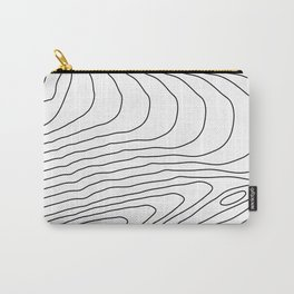 Topographic #440 Carry-All Pouch