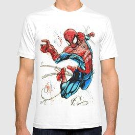 Web-Slinger Spider-Man T-shirt