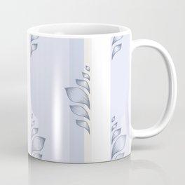 Moving Upwards - Blue Coffee Mug