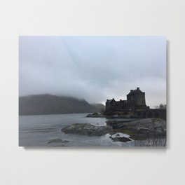 Over the Sea to Skye Metal Print