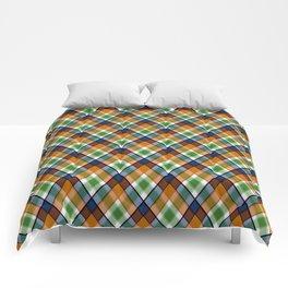 Plaid 19 Comforters