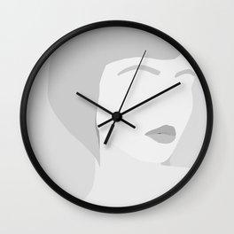 minimal mazie Wall Clock