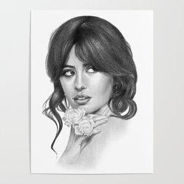 Señorita Camila Poster