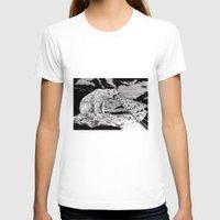 polar bear T-shirts featuring Polar Bear by Meredith Mackworth-Praed