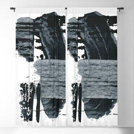 shape shift. navy 02 Blackout Curtain