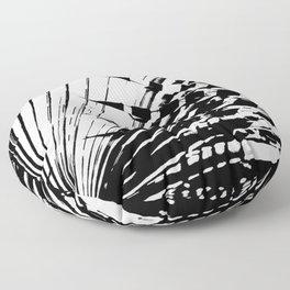 Spiked Palm Floor Pillow