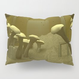Fifth World Scene Pillow Sham