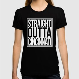 Straight Outta Cincinnati T-shirt