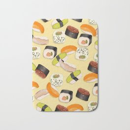 Sushi Party Bath Mat