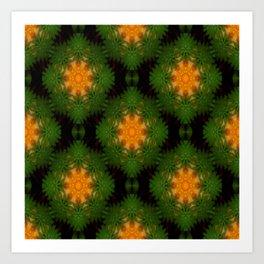 Wreaths of Love.... Art Print