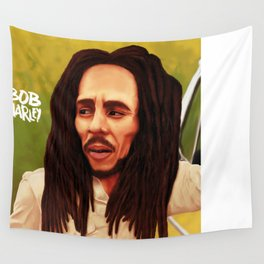 Caricature Wall Tapestry