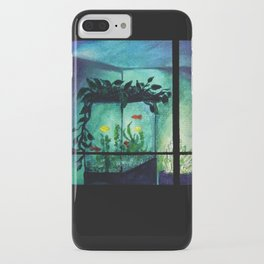 Life in a Fish Tank iPhone Case