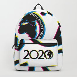 2020: Will the World finally start to see things clearly? Backpack