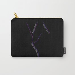 Heartlines Carry-All Pouch