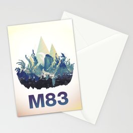 M83 Stationery Cards