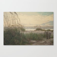 Summer is almost over..... Canvas Print