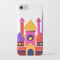 india iPhone & iPod Cases featuring India by Anne