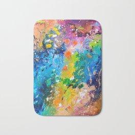 Color of Fall Bath Mat