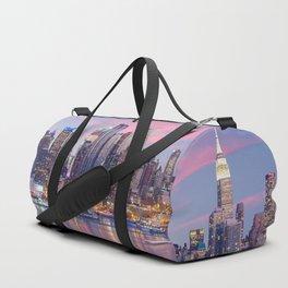 New York 01 - USA Duffle Bag