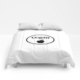 VEGAN APPLE Comforters