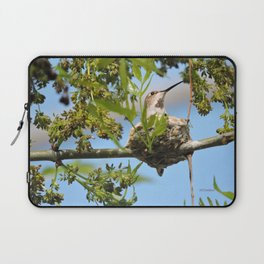 Hanging Out Over B Street Laptop Sleeve