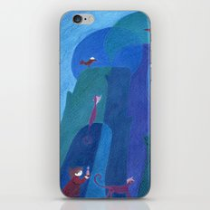 Finding someone special iPhone & iPod Skin