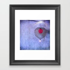 LIGHT MY WAY II Framed Art Print
