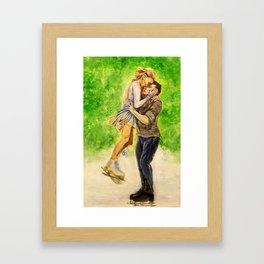Desirous Framed Art Print