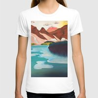 outdoor T-shirts featuring Outdoor by salauliamusu