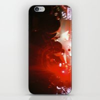 concert iPhone & iPod Skins featuring concert by Alexandra Bauer
