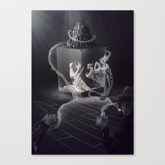 NoHope Canvas Print