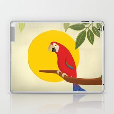 Macaw Laptop & iPad Skin