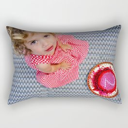 Happy B'day Rectangular Pillow