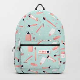 Faire La Toilette- Matin Backpack