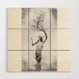 THE FOREST (I) Wood Wall Art