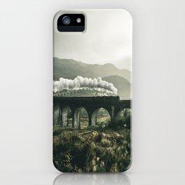 Hogwarts Express-Harry Potters iPhone Case