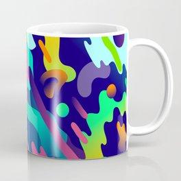 Splash Pattern Coffee Mug