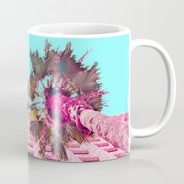 LA Palm Tree Look Up Coffee Mug