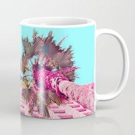 LA Palm Tree Look Up Coffee Mug