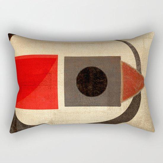 Sushi Bird Rectangular Pillow